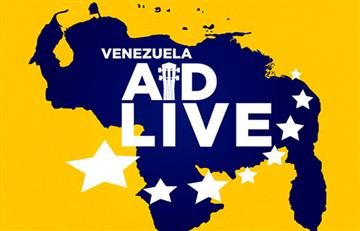 (EN VIVO) No te pierdas los detalles del concierto por Venezuela