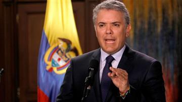 """""""Hoy se derrota la ilegalidad"""": Duque tras implosión del edificio Mónaco"""