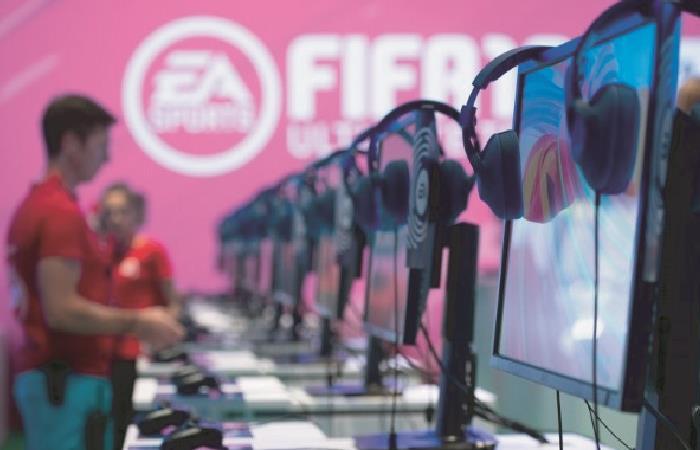 Estas son las ganancias que genera la industria de videojuegos EA Sports
