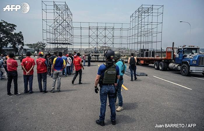 Los 'desconocidos' que cantarán en el concierto de Maduro en la frontera