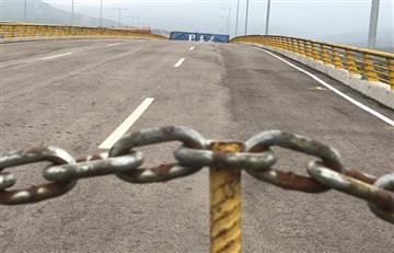 ¡Con soldadura! Así selló Maduro la frontera colombo-venezolana