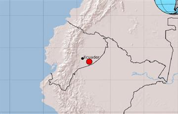 ¿Lo sintió? Temblor de 7.7 grados se presentó en Ecuador y Colombia