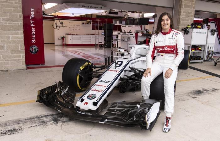 Tatiana Calderón competirá en la Fórmula 2