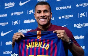 [VIDEO] ¡Murillo en el banquillo! Barcelona derrota en su visita a Sevilla