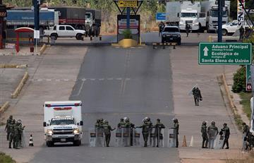 El ejercito venezolano cuenta hasta este momento con 23 militares desertados