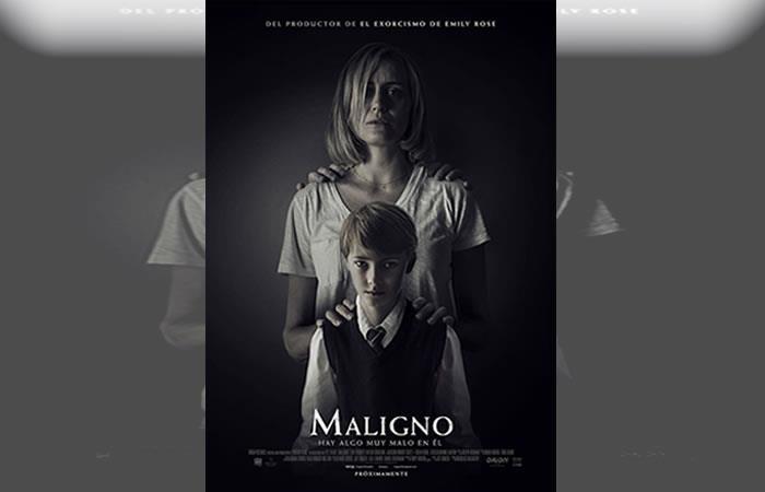 'Maligno', la nueva película de terror totalmente atípica