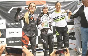 [VIDEO] El gran regreso de Mariana Pajón a las pistas de BMX