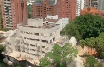 ¿Es Pablo Escobar? Supuesto fantasma en el edificio Mónaco se hace viral en redes sociales