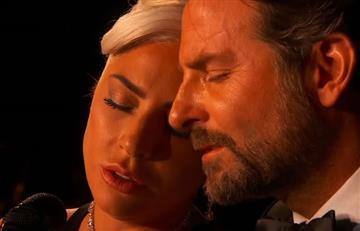 Lady Gaga, Bradley Cooper y 'Shallow', el momento más especial de los Oscars 2019