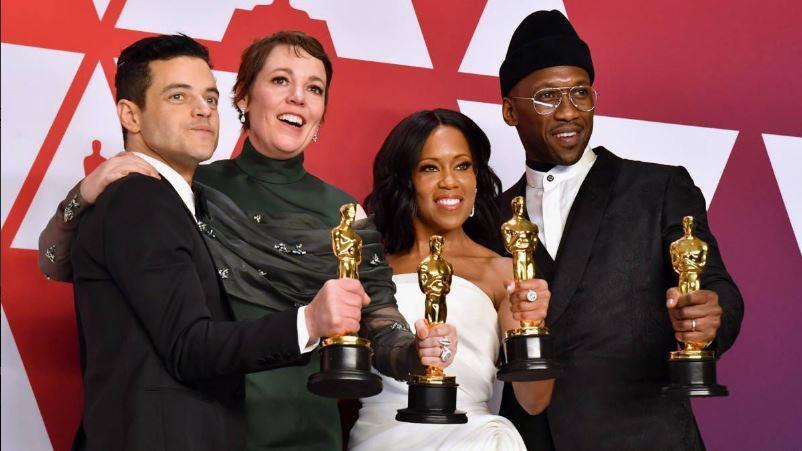 Algunos deslumbraron mientras otros lucieron desacertados. Foto: Twitter/Premios Oscar