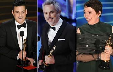 ¿Quiénes fueron los ganadores de los Oscars 2019?