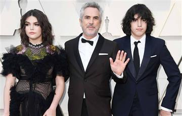 Internautas se burlaron del hijo de Alfonso Cuarón hasta que descubrieron lo que padece