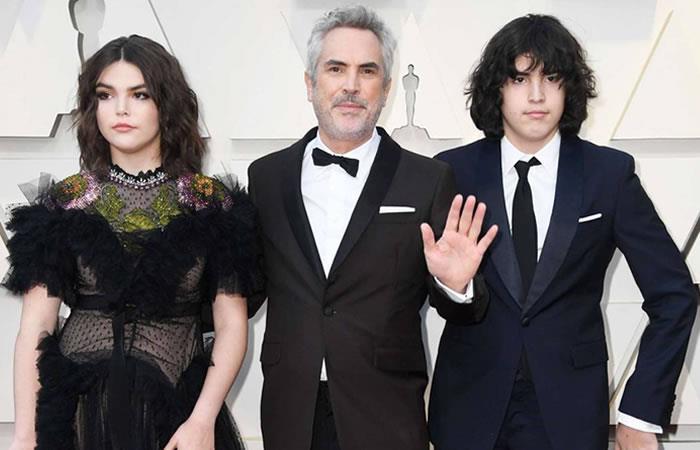 Burlas y memes por el hijo de Alfonso Cuarón. Foto: Twitter