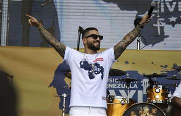 Maluma fue comparado con el eterno líder de Queen, Freddie Mercury