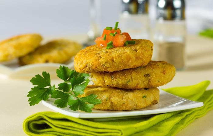 Receta para veganos. Foto: Shutterstock