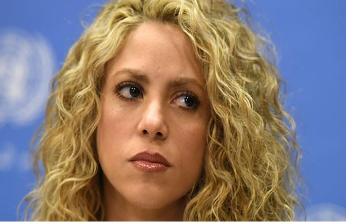 Shakira tendrá que comparecer ante Hacienda española. Foto: AFP.