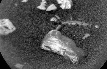 ¡Objeto brillante en Marte causa impresión en redes!