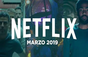 ¡Mira lo que Netflix trae para ti en marzo!