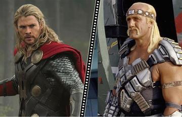 ¿Te imaginas a 'Thor' en la piel de una leyenda de lucha libre? ¡Aquí te lo mostramos!