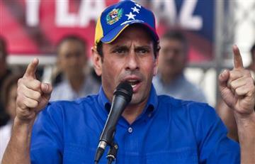 """Henrique Capriles: """"Petro, respete el dolor de los venezolanos"""""""