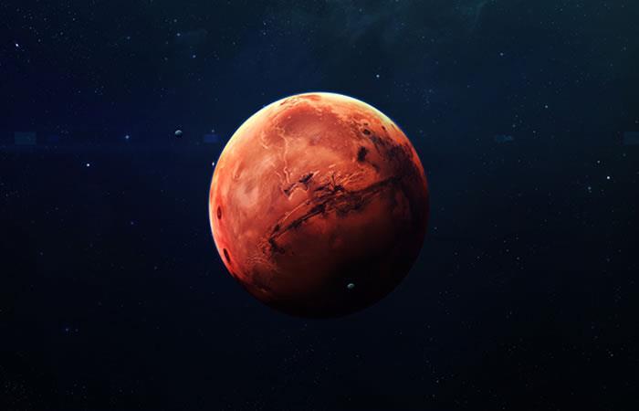 ¡Marte tenía agua subterránea!