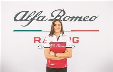Tatiana Calderón da un paso más hacia la Fórmula 1