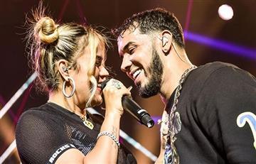 ¿Se casan Karol G y Anuel AA? ¿Qué pasa realmente en el video de la presunta agresión?