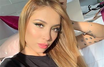 'La viuda más alegre de Instagram', así tildan a Luisa Fernanda W