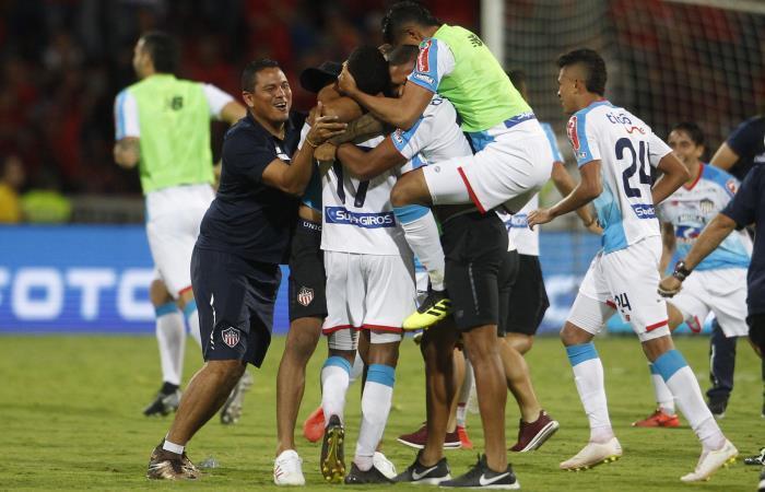 Liga Águila: Junior derrota a Once Caldas en Manizales