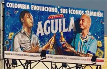 """""""¿Evolución o degradación?"""": Gustavo Petro sobre publicidad de cerveza Águila"""