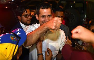 """""""Vamos Venezuela"""": Guaidó cita a marchar a todos los venezolanos este 4 de marzo"""