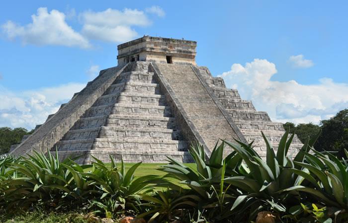 Templo Chichén Itzá de Yucatán. Foto: ShutterStock.