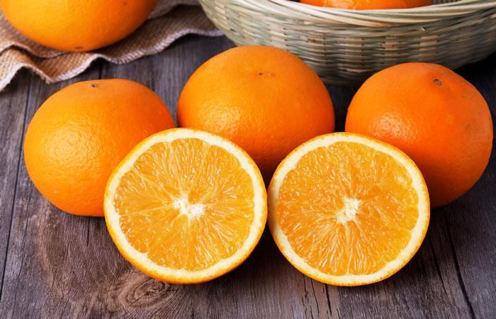 La naranja mejora el aspecto de tu piel. Foto: Shutterstock