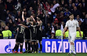 [VIDEO] ¡De no creer! Real Madrid es goleado y humillado por Ajax en el Bernabéu