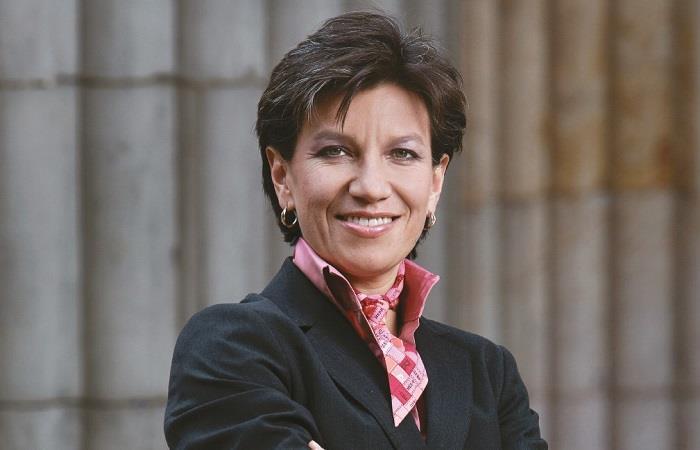 Claudia López anuncia su precandidatura a la Alcaldía de Bogotá
