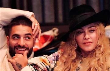 ¿Maluma y Madonna juntos? Sí, ¡muy pronto!