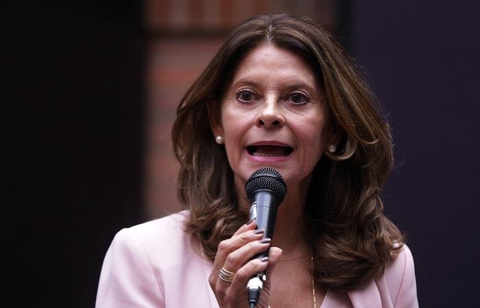 Marta Lucía Ramírez creó polémica con declaraciones