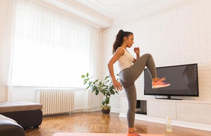 Ejercitarse con actividades del hogar, parece ser una realidad. Foto: Shutterstock