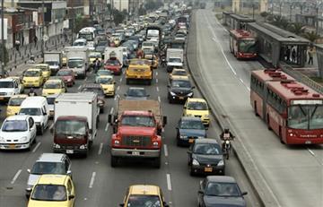 Conoce la dinámica del tráfico vehicular en Colombia