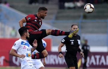 [VIDEO] ¡Figura! Con pasegol de Cuellar, Flamengo debuta con victoria en Libertadores