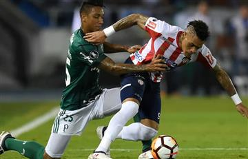 [VIDEO] ¡Revancha! Junior quiere sacarse 'la espinita' ante Palmeiras
