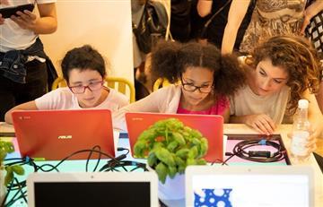 'Made with Code', la nueva estrategia para educar a las niñas en las TIC