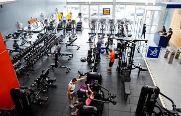Fitness24Seven abre sus puertas en Bogotá