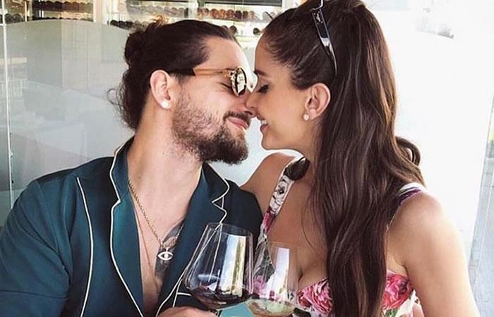 Maluma le hace un desplante a su novia en el Día de la Mujer