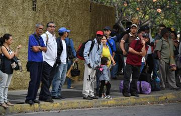La OEA pronostica un total de 5 millones de migrantes venezolanos al final de 2019