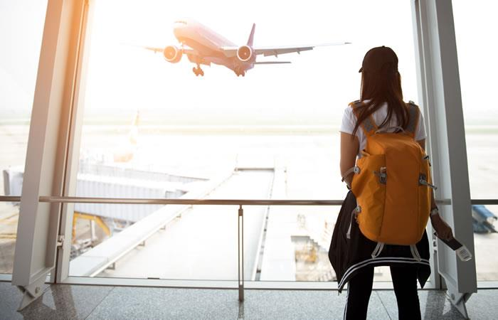 Mujeres viajeras. Foto: ShutterStock.