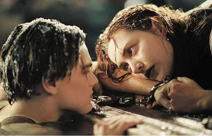 VIDEO: El final de 'Titanic' que nunca viste