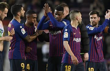 ¡Al banquillo! Murillo no juega con Barcelona y su equipo es más líder que nunca