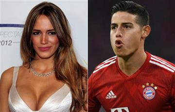 Definitivamente Shannon de Lima es la fan #1 de James Rodríguez