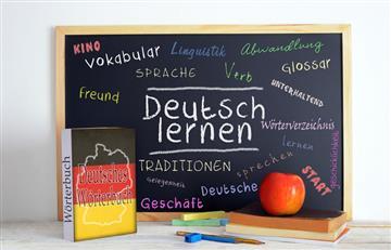 Una colombiana egresada de la EAN conquista Instagram enseñando alemán